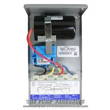 Franklin 1 2hp 115v Qd Control Box