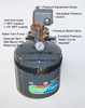 Compact Constant Water Pressure Mechanical Kit