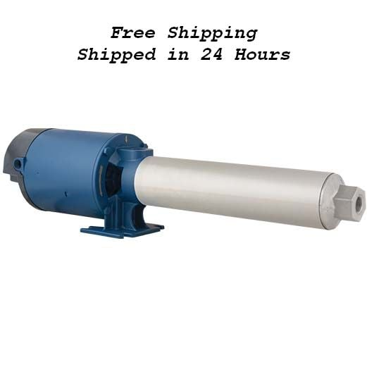 Flint And Walling 27gpm Booster Pumps