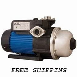 Flint And Walling Vp10 1hp 115v Booster Pump