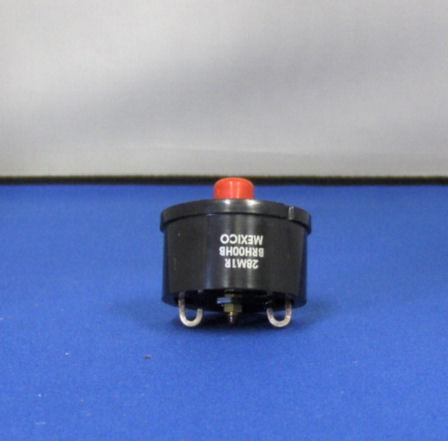 Franklin Electric 1 1 2hp Control Box Overload