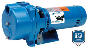 Goulds GT15 1-1/2HP Single Phase - Irri-Gator Series Lawn Pump