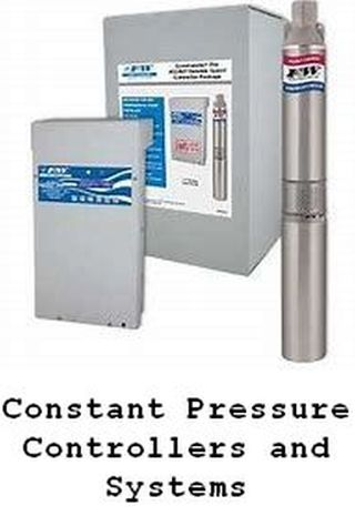 Constant Pressure Controllers and Systems